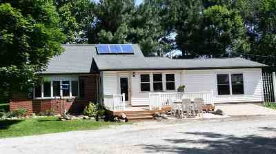 Syracuse Single Family Home For Sale: 71674 County Road 133