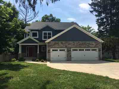 West Lafayette IN Single Family Home For Sale: $485,000