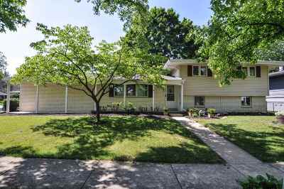 West Lafayette IN Single Family Home For Sale: $235,000