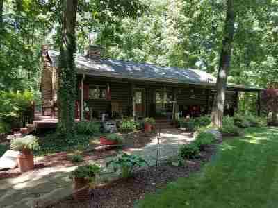 Goshen IN Single Family Home For Sale: $449,000