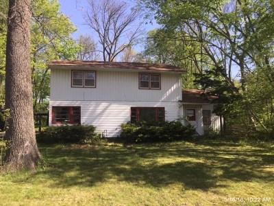 St. Joseph County Single Family Home For Sale: 1824 E Jefferson
