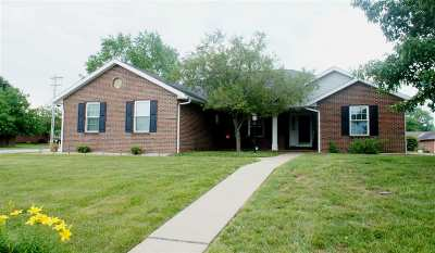 Dubois County Single Family Home For Sale: 280 Gardenia Lane