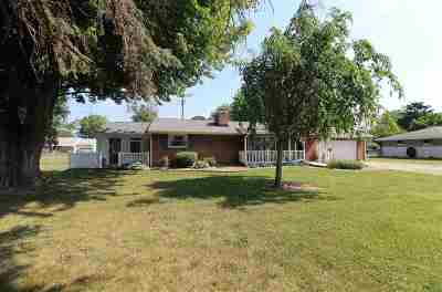 Marion Single Family Home For Sale: 1002 W 51st