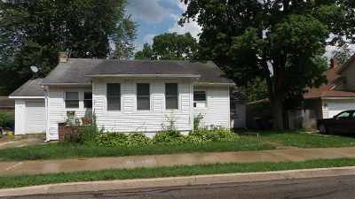 Angola Multi Family Home For Sale: 208 & 210 N Williams