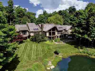 Roanoke IN Single Family Home For Sale: $849,900