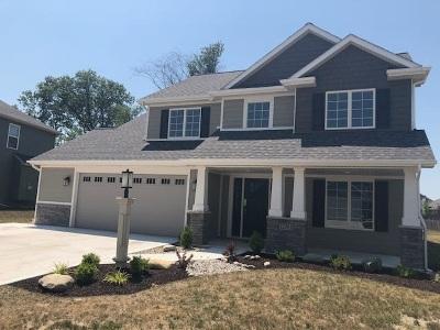 Fort Wayne Single Family Home For Sale: 12783 Winding Vine Run