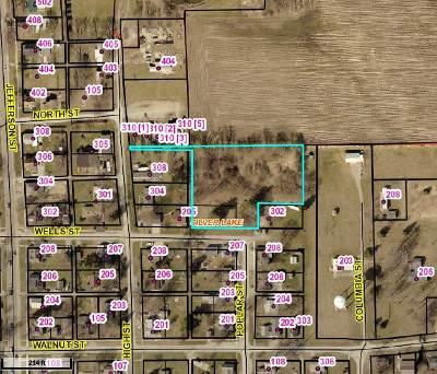 Kosciusko County Residential Lots & Land For Sale: Tbd Lot 4 Bouses Add