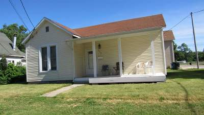 Huntington Single Family Home For Sale: 770 Wikerson Street