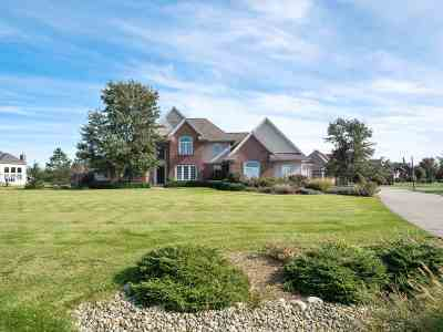 Allen County Single Family Home For Sale: 1615 Sycamore Hills Parkway