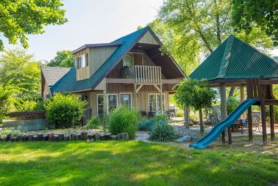 St. Joseph County Single Family Home For Sale: 54560 Longwood Drive