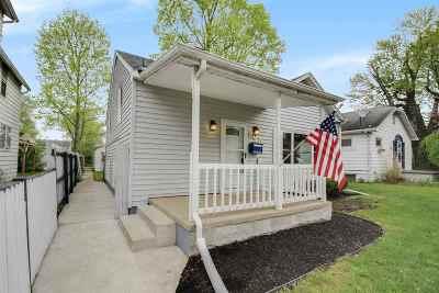 St. Joseph County Single Family Home For Sale: 905 E Eckman