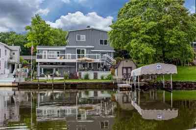 St. Joseph County Single Family Home For Sale: 10586 E Jefferson Road