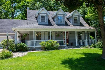 St. Joseph County Single Family Home For Sale: 10336 Beatrice St.
