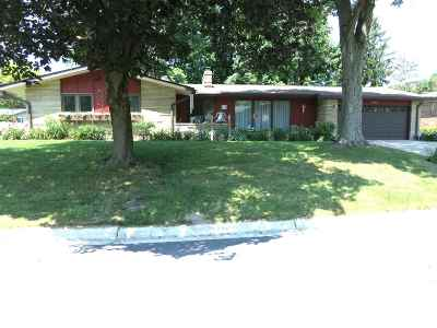West Lafayette IN Single Family Home For Sale: $298,500
