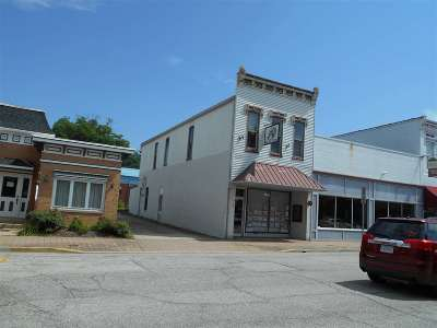 Dubois County Commercial For Sale: 430 4th Street