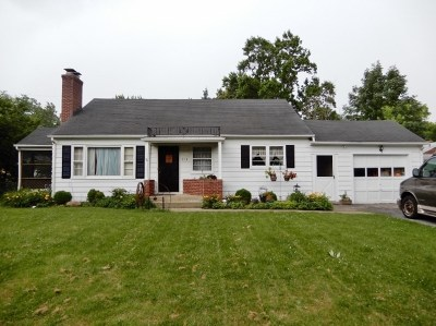 West Lafayette IN Single Family Home For Sale: $178,500