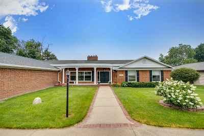 St. Joseph County Single Family Home For Sale: 11506 Jefferson