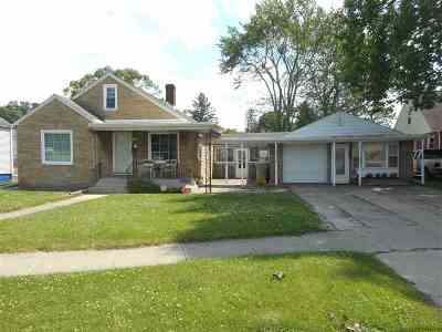 South Bend Single Family Home For Sale: 3018 Ardmore Trail