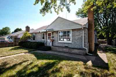 South Bend Single Family Home For Sale: 3503 Addison Street
