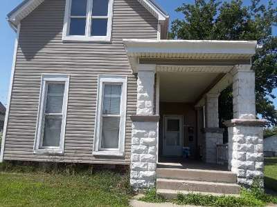 Evansville IN Multi Family Home For Sale: $74,900