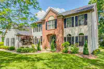St. Joseph County Single Family Home For Sale: 52622 Spring Valley