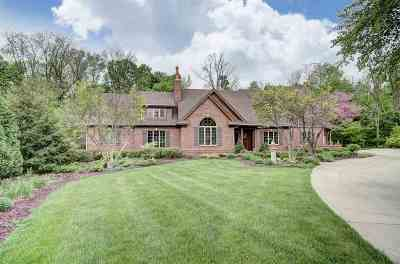 Allen County Single Family Home For Sale: 12208 Covington Manor Farms Road