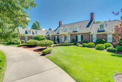 St. Joseph County Single Family Home For Sale: 17580 St. Patricks Court