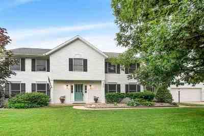 St. Joseph County Single Family Home For Sale: 15740 Hunting Ridge Trail