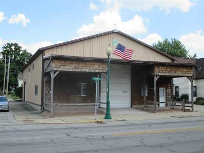 Whitley County Single Family Home For Sale: 114 N State Street