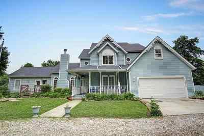 Mishawaka Single Family Home For Sale: 55855 Fir Road