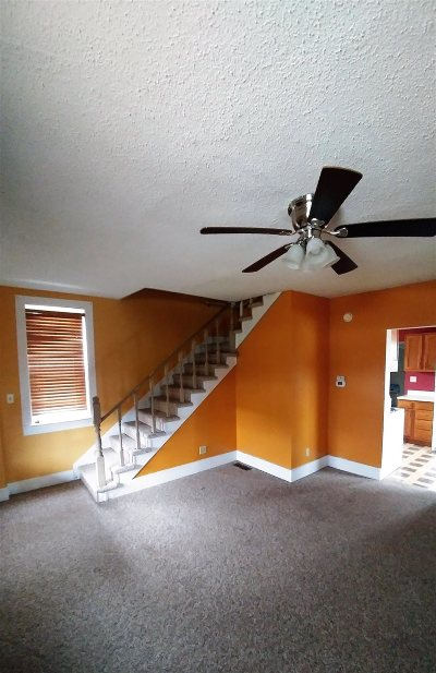 Huntington Single Family Home For Sale: 7849 N 900 W Road