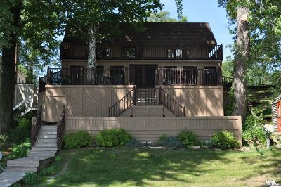 Leesburg Single Family Home For Sale: 4307 N Sullivan Road