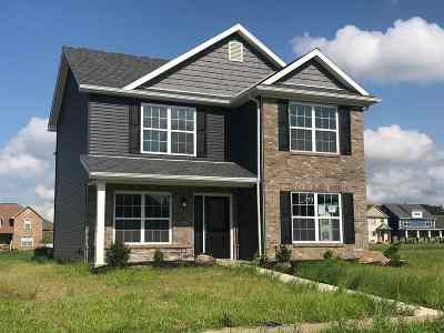 Evansville Single Family Home For Sale: 15425 Reading Drive