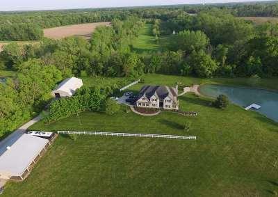 Fort Wayne Single Family Home For Sale: 7522 Popp Road