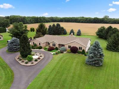 Auburn Single Family Home For Sale: 5784 County Road 427