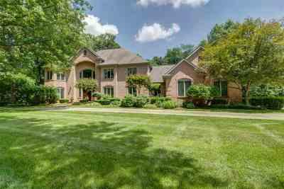 Granger Single Family Home For Sale: 51670 Ashton Court