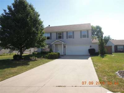 New Haven Single Family Home Cont-Accptngbackupoffers: 4009 Pebble Way