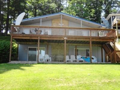 Fremont Single Family Home For Sale: 40 Lane 585b Lake James Blvd