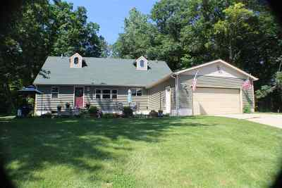LaGrange County Single Family Home For Sale: 11935 E 310 S