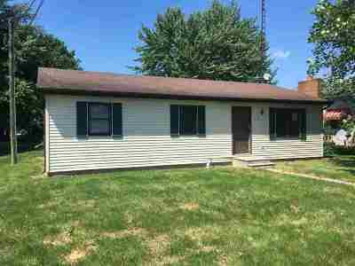 Noble County Single Family Home For Sale: 321 Gertrude