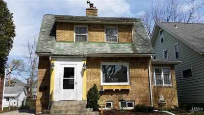 Single Family Home For Sale: 1616 California Avenue