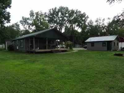 LaGrange County Single Family Home For Sale: 5885 S 080 W