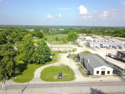Dubois County Commercial For Sale: 2218 Newton St.