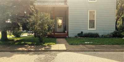 Boonville Single Family Home For Sale: 823 S Fourth Street