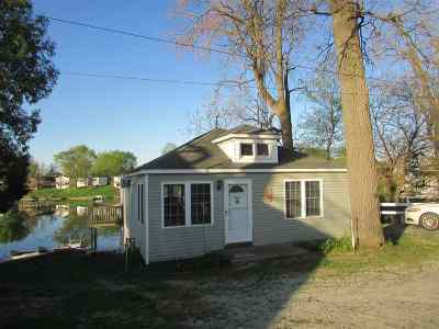 North Webster Single Family Home For Sale: 95 Ems W29b Lane