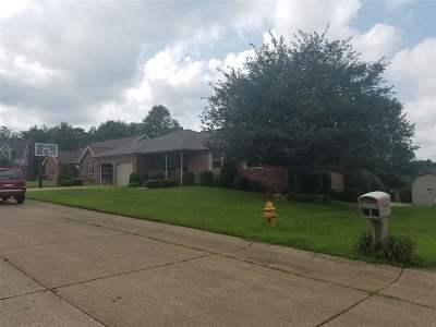 Evansville Single Family Home For Sale: 516 Barkley Court