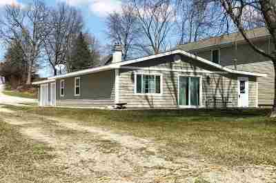Single Family Home For Sale: 220 Lane 105 Big Turkey Lake