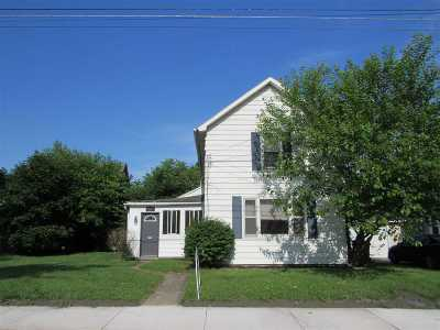 Huntington Single Family Home For Sale: 331 Cline Street