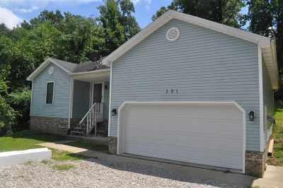 Santa Claus Single Family Home For Sale: 361 W Melchoir Drive