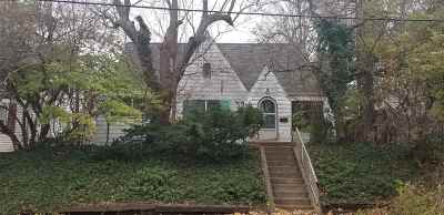 West Lafayette IN Single Family Home For Sale: $169,000